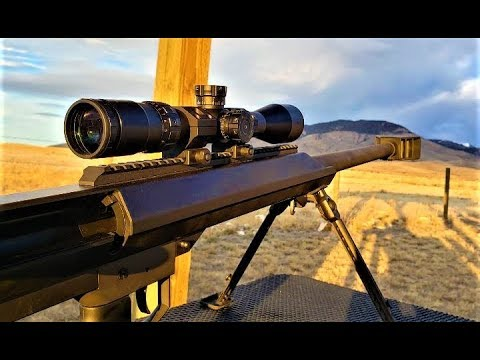 50 BMG with The Adventure Cowboy