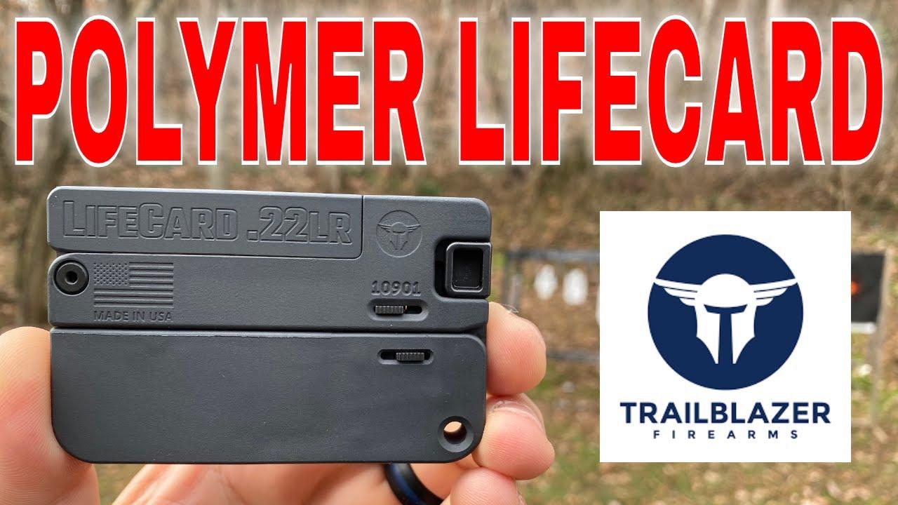 New Polymer Lifecard