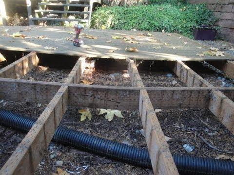 Asa Haldeman's Deck Failure