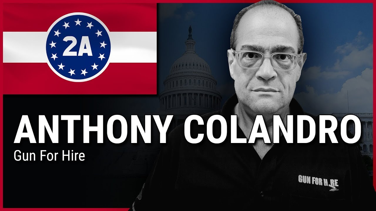 Anthony Colandro ( Gun For Hire ) - 2A Rally For Your Rights