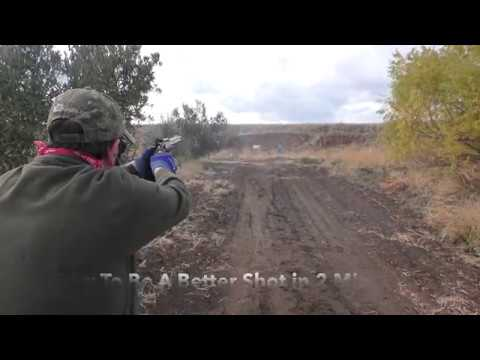 How To Become A Better Shot In Two Minutes - Quick Tips