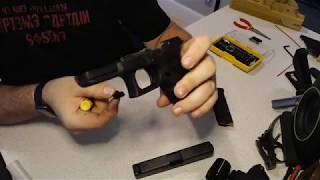 How to Install an Extended Mag Release on Your Glock Pistol