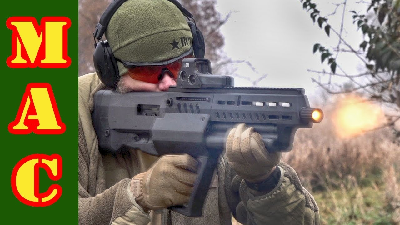 New IWI TS12 Bullpup 12ga Shotgun