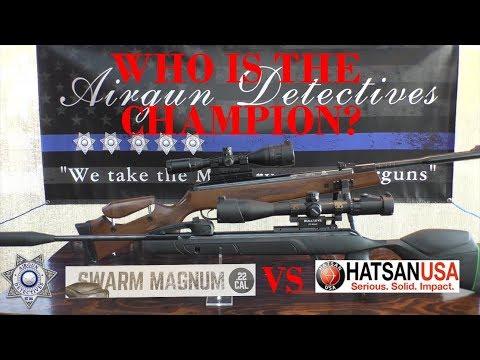 Gamo Swarm Magnum vs Hatsan 135 .30 Cal
