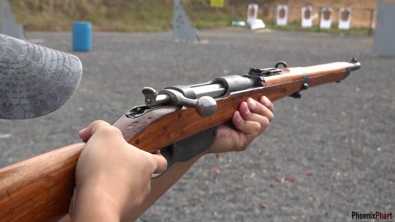 Steyr M1895/30 Carbine - 8x56mmR Mannlicher - Part 2