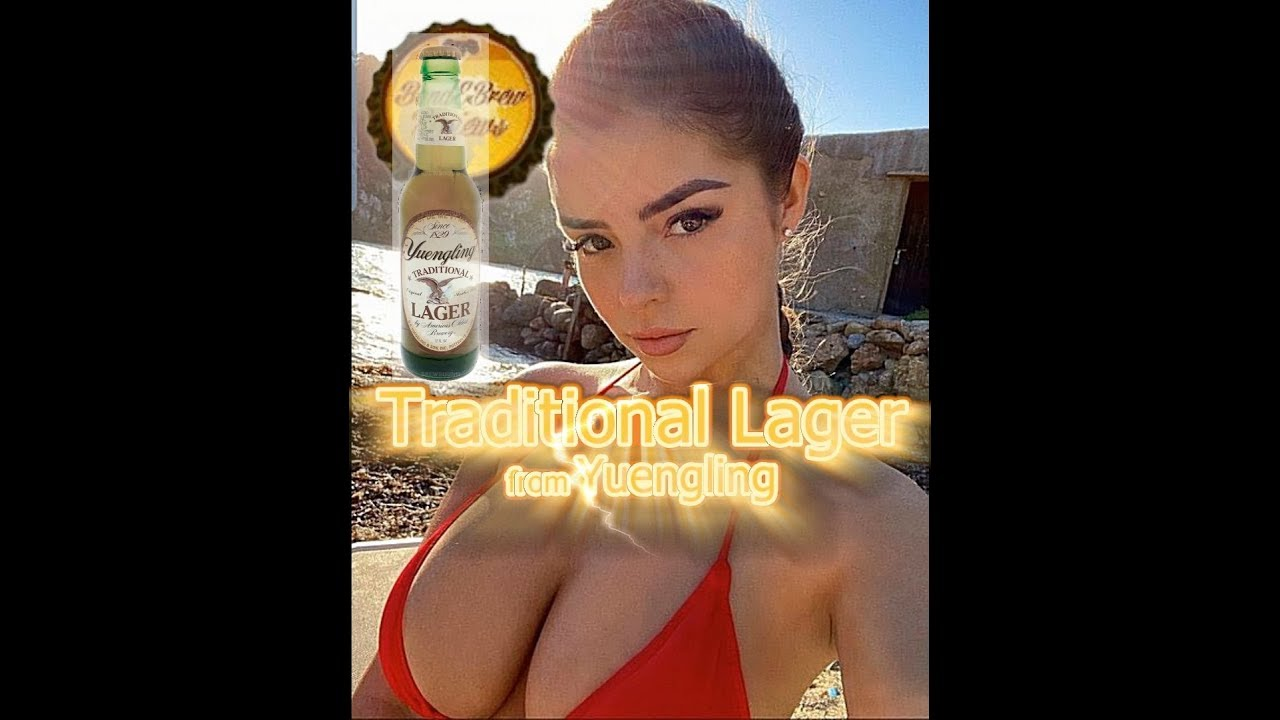 Traditional Lager from Yuengling