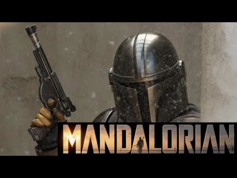 The Mandalorian Carries an 1894 Bergmann No.1