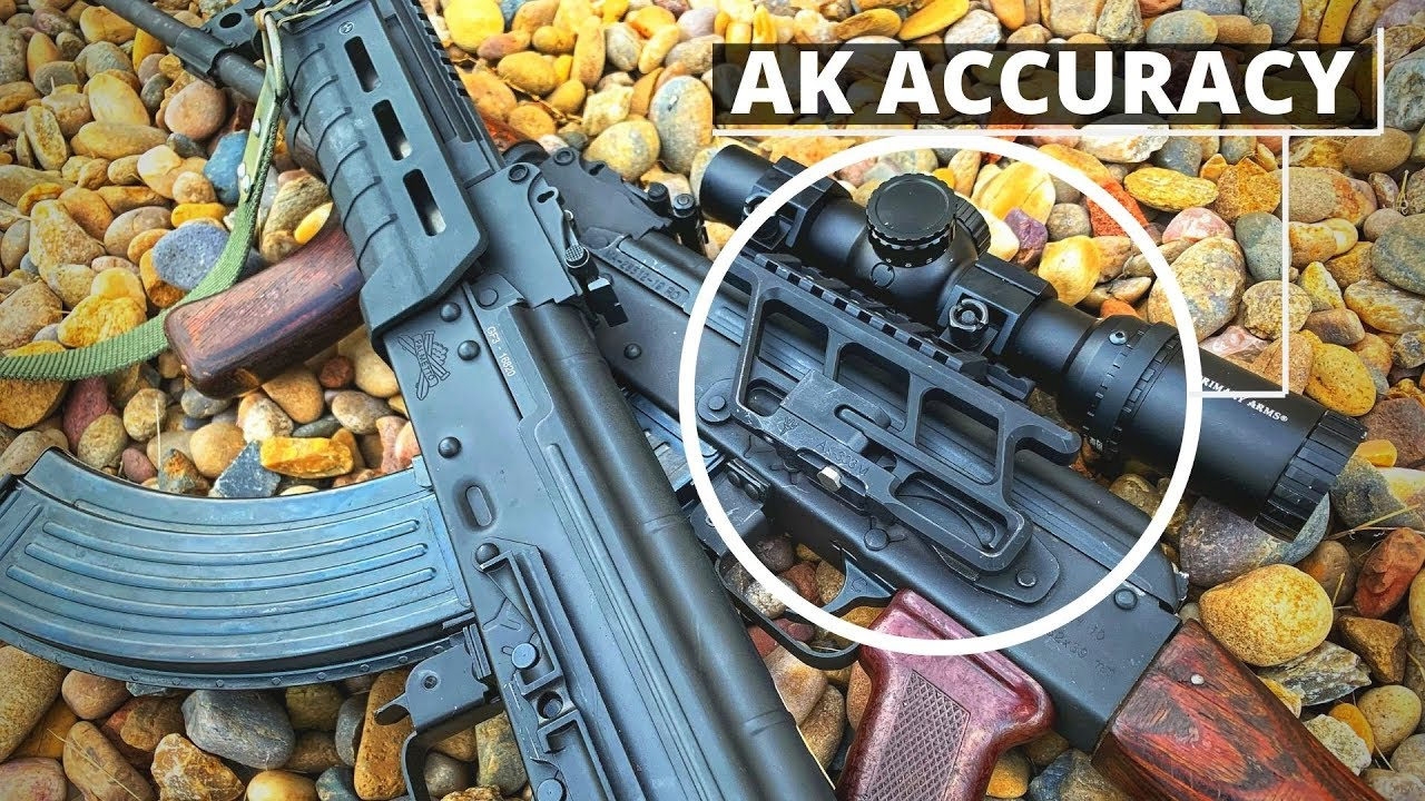 AK Accuracy US vs Combloc -- The Kalash Files