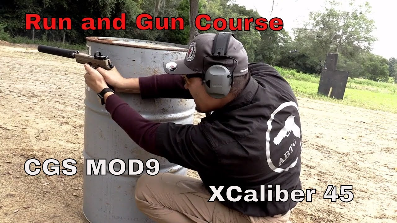 Run and Gun Course