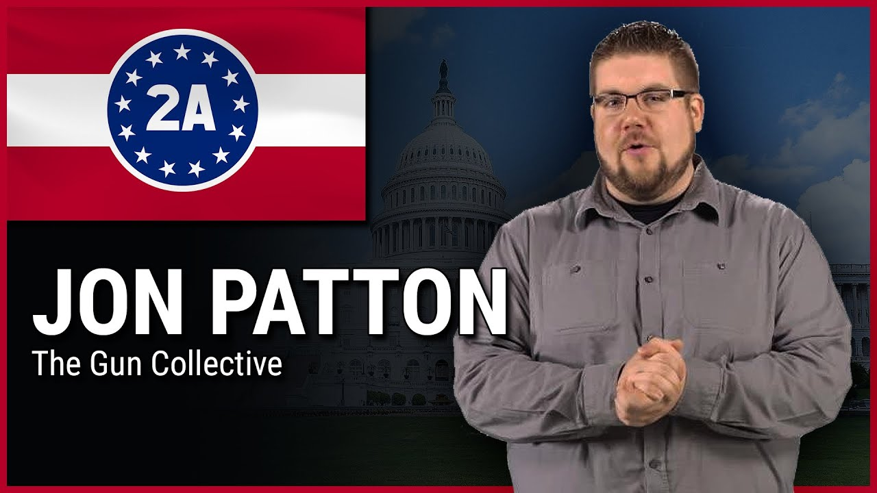 Jon Patton ( The Gun Collective ) - 2A Rally For Your Rights
