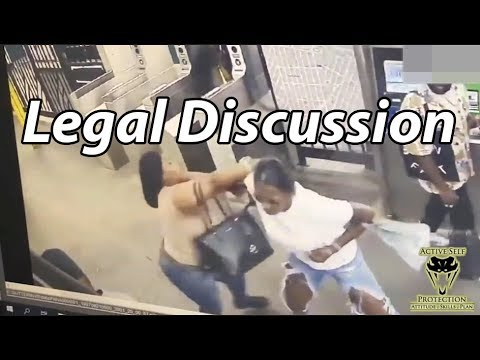 [Legal Discussion] The Brutal Subway Attack