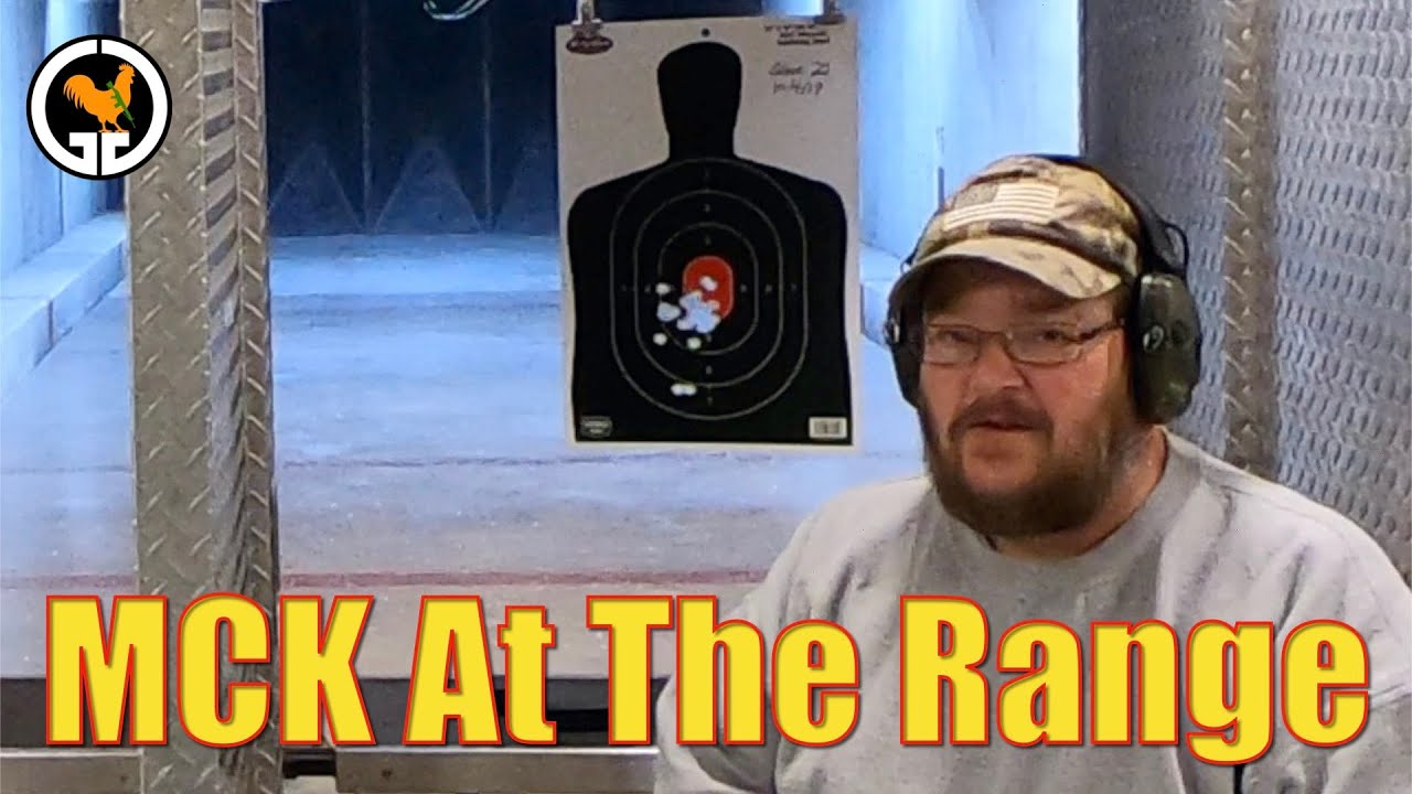 MCK At The Range