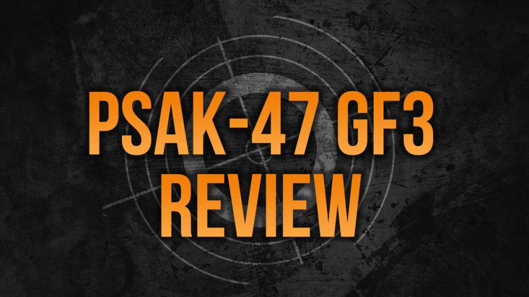 """PSAK-47 GF3 Forged """"MOEKOV"""" Rifle Review - 100% U.S.A Made   Palmetto State Armory"""