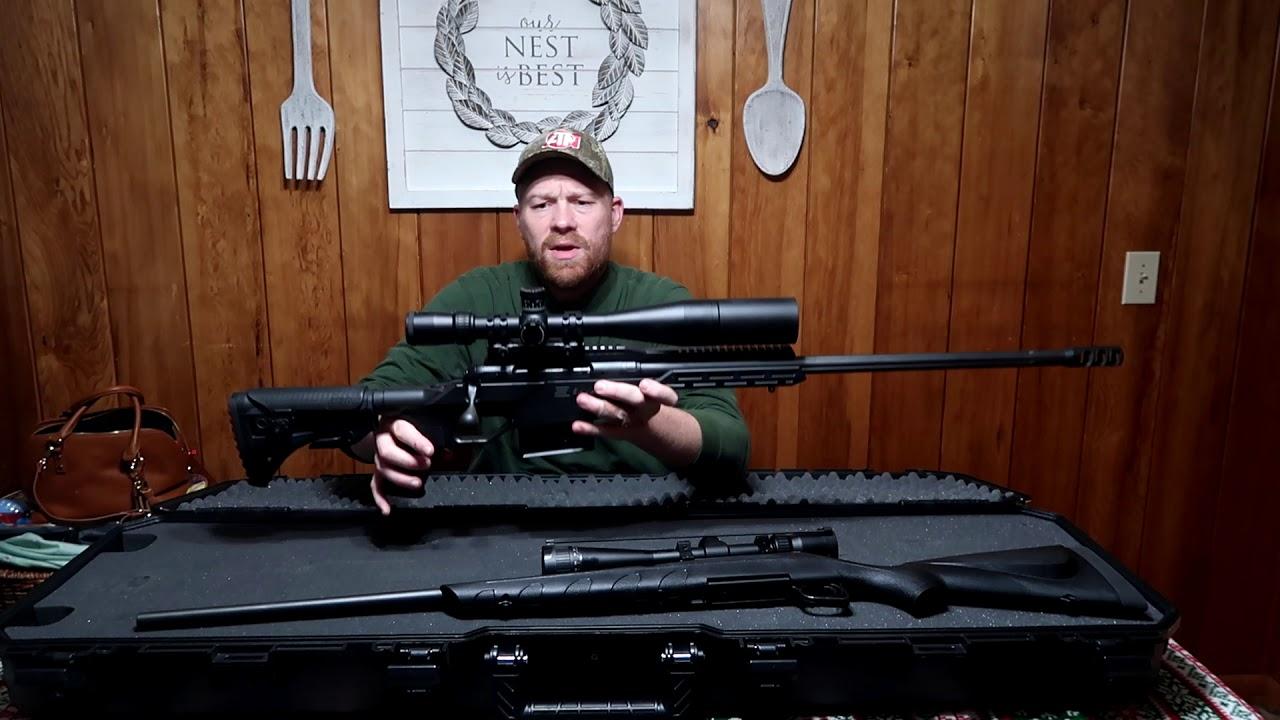 Guns Ammo Optics - My Montana Hunt Gear