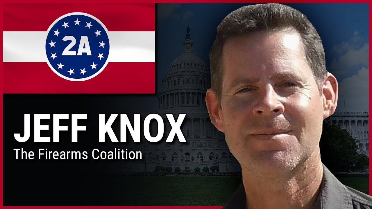 Jeff Knox ( Firearms Coalition ) - 2A Rally For Your Rights