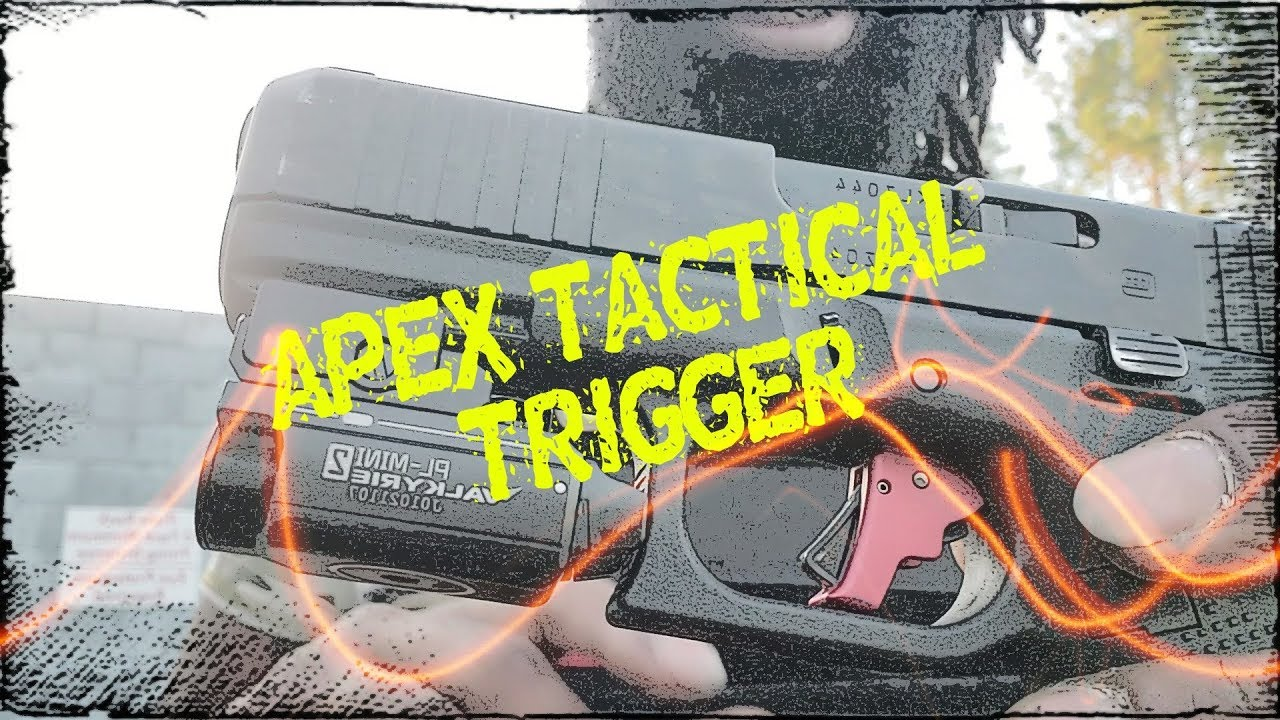 APEX TACTICAL GLOCK TRIGGER