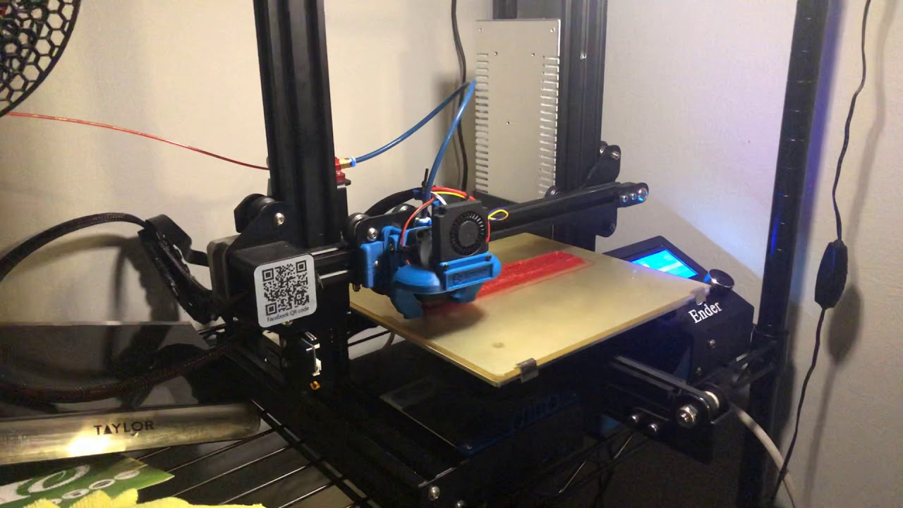 Quick look at new printer