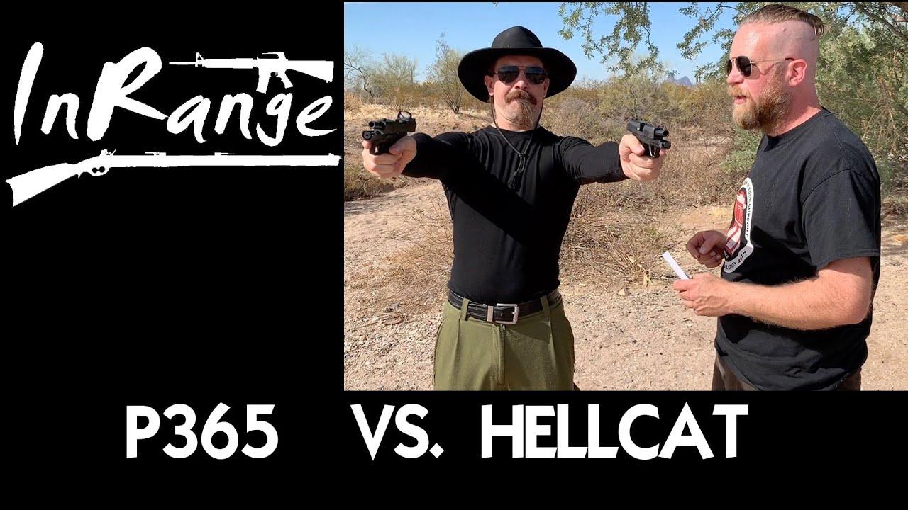 Sig P365 vs Springfield Hellcat