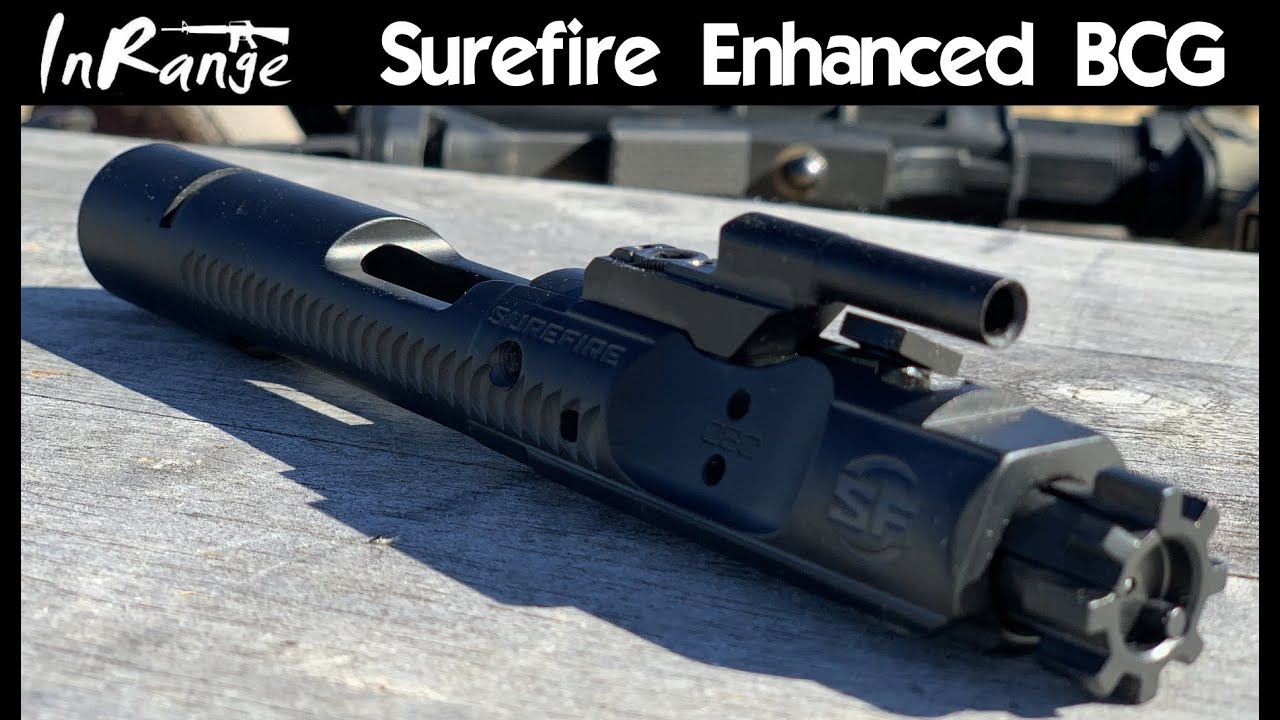 Surefire Enhanced Bolt Carrier Group