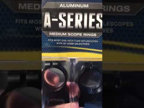 Rings and things from academy