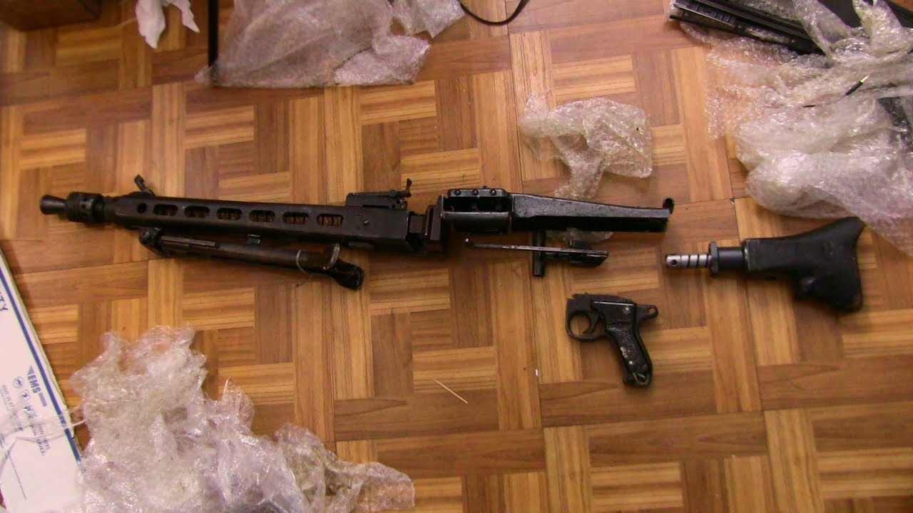 M53 (MG42) project update