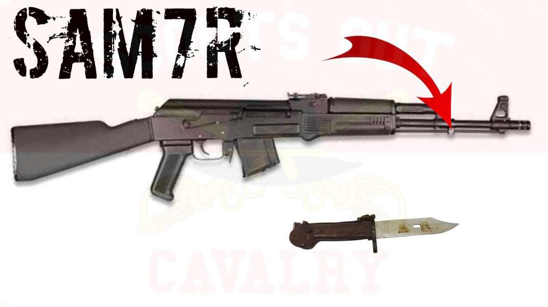 Arsenal SAM7R doesn't have bayonet lug
