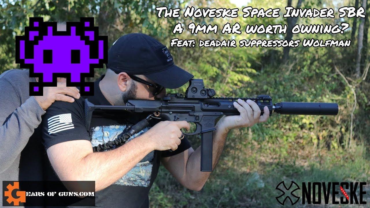 Noveske Space Invader - A 9mm AR Worth Owning?