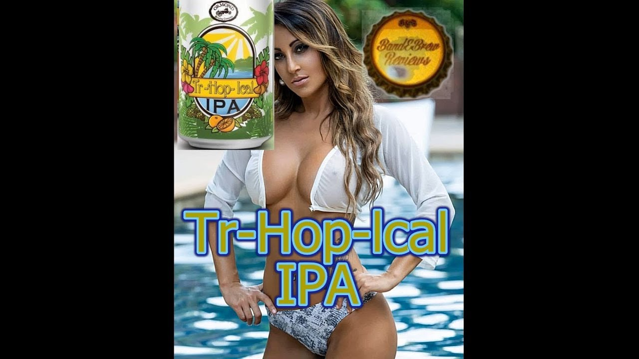 Tr Hop Ical IPA from Ormond Brewing Co