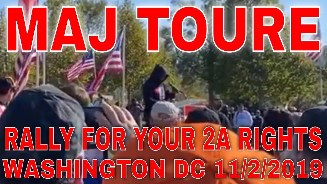 Maj Toure | 2A Rally Washington DC