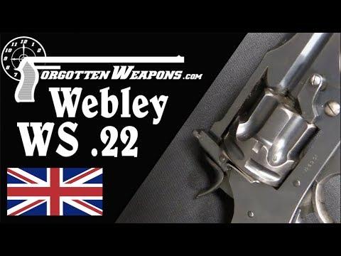 Beautiful Webley WS Target in 22 Rimfire