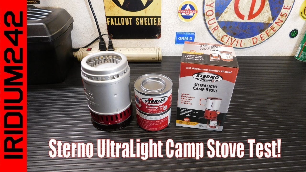 Sterno Inferno Stove Kit: Budget Friendly And Effective!