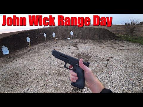 Jagerwerks Glock 34 POV Range Day