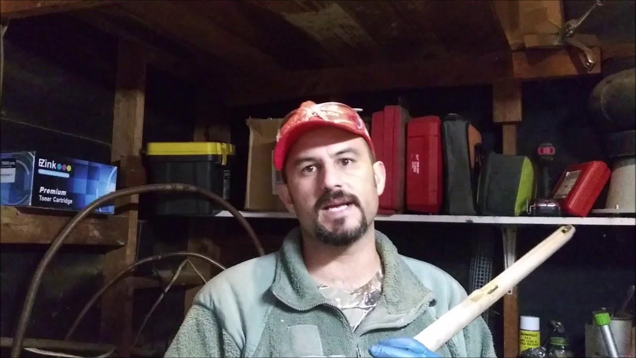 Part 3 Kentucky Rifle Build