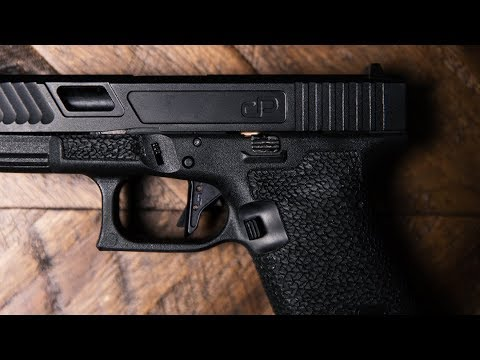 STIPPLING Glock Mod BattleReady Arms Stippling Review
