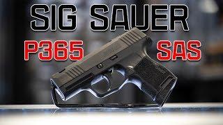 Sig Sauer P365 SAS 9mm | Snag-Proof Micro Compact