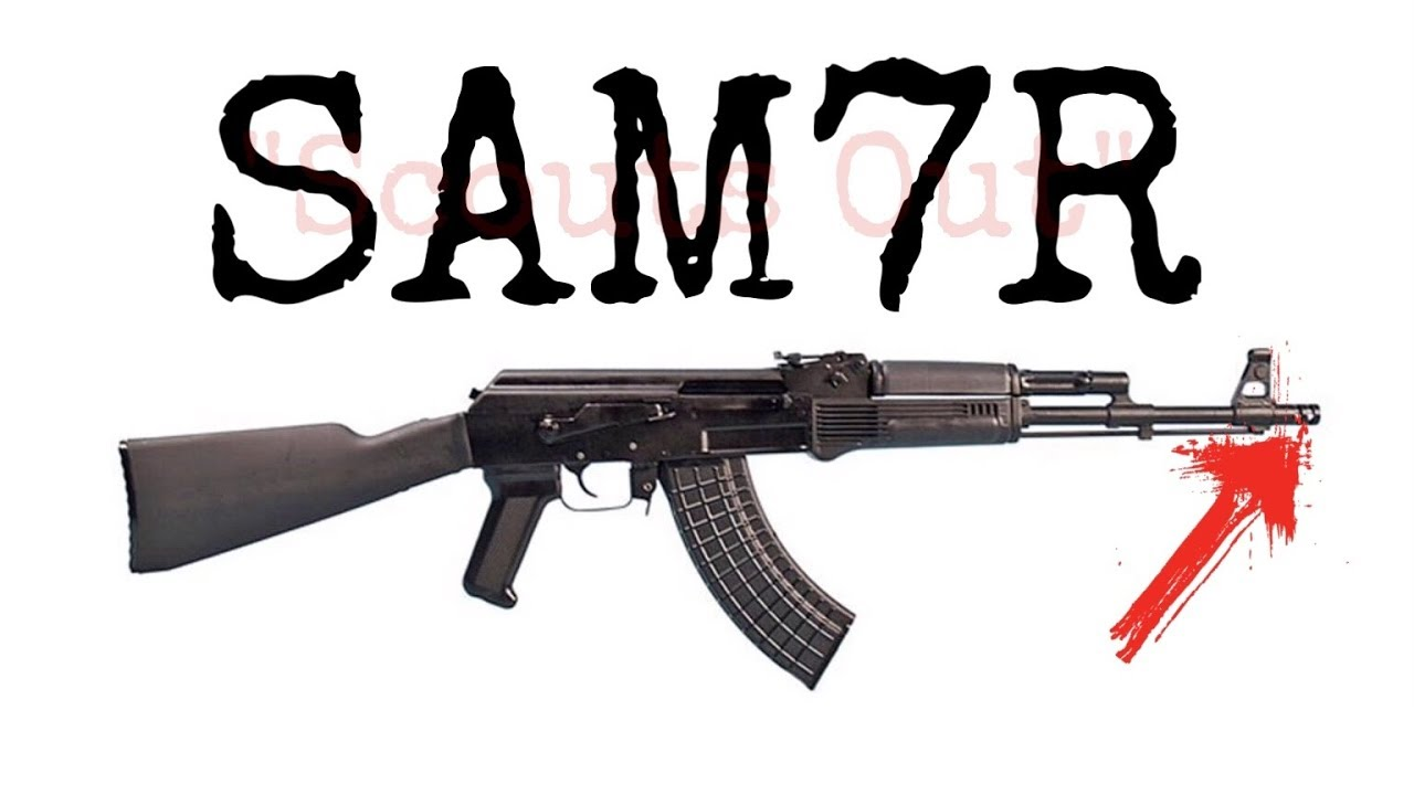 Arsenal SAM7R informed muzzle brake removal issue