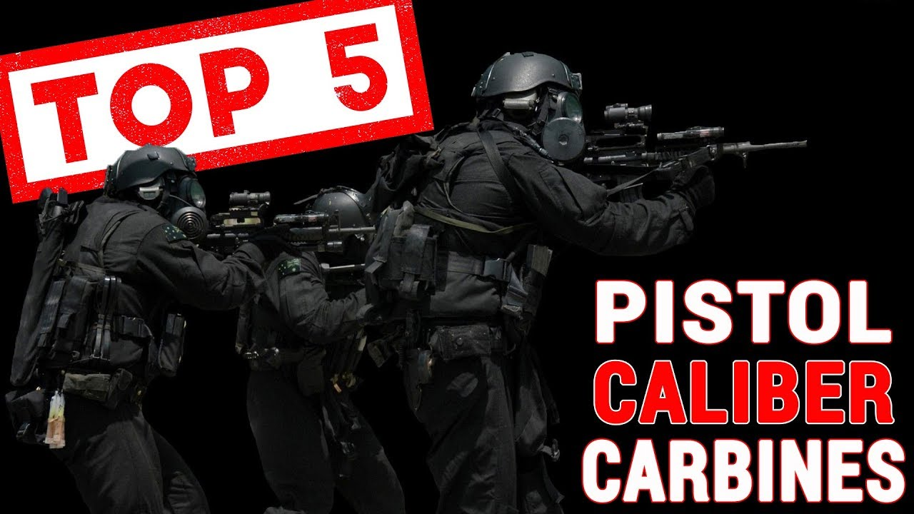 Top 5 Pistol Caliber Carbines Under $1,000