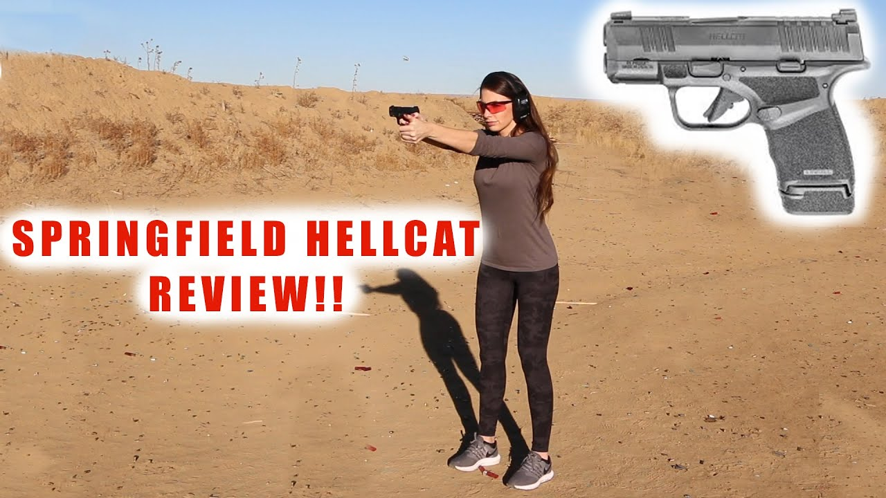 Springfield Hellcat Review