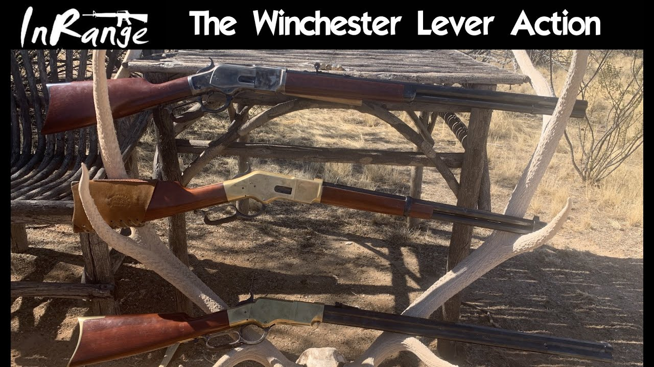 The Winchester Lever Action - 1848 to 1873