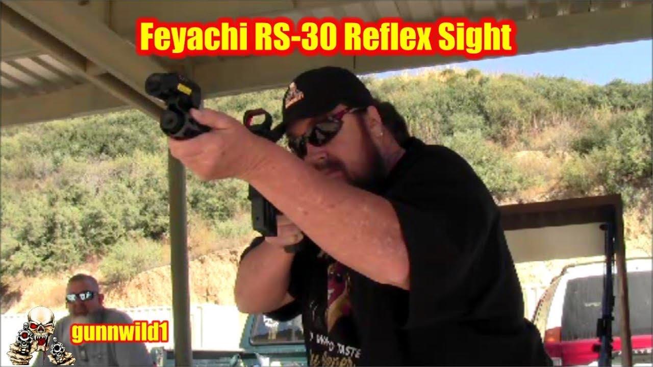 Feyachi RS-30 Reflex Sight