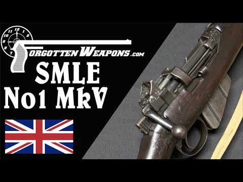 The Best SMLE: The No1 MkV Trials Rifle