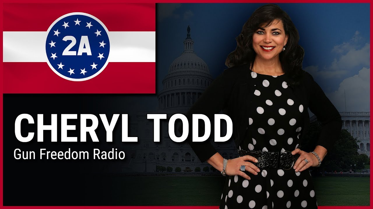 Cheryl Todd ( Gun Freedom Radio ) - 2A Rally For Your Rights