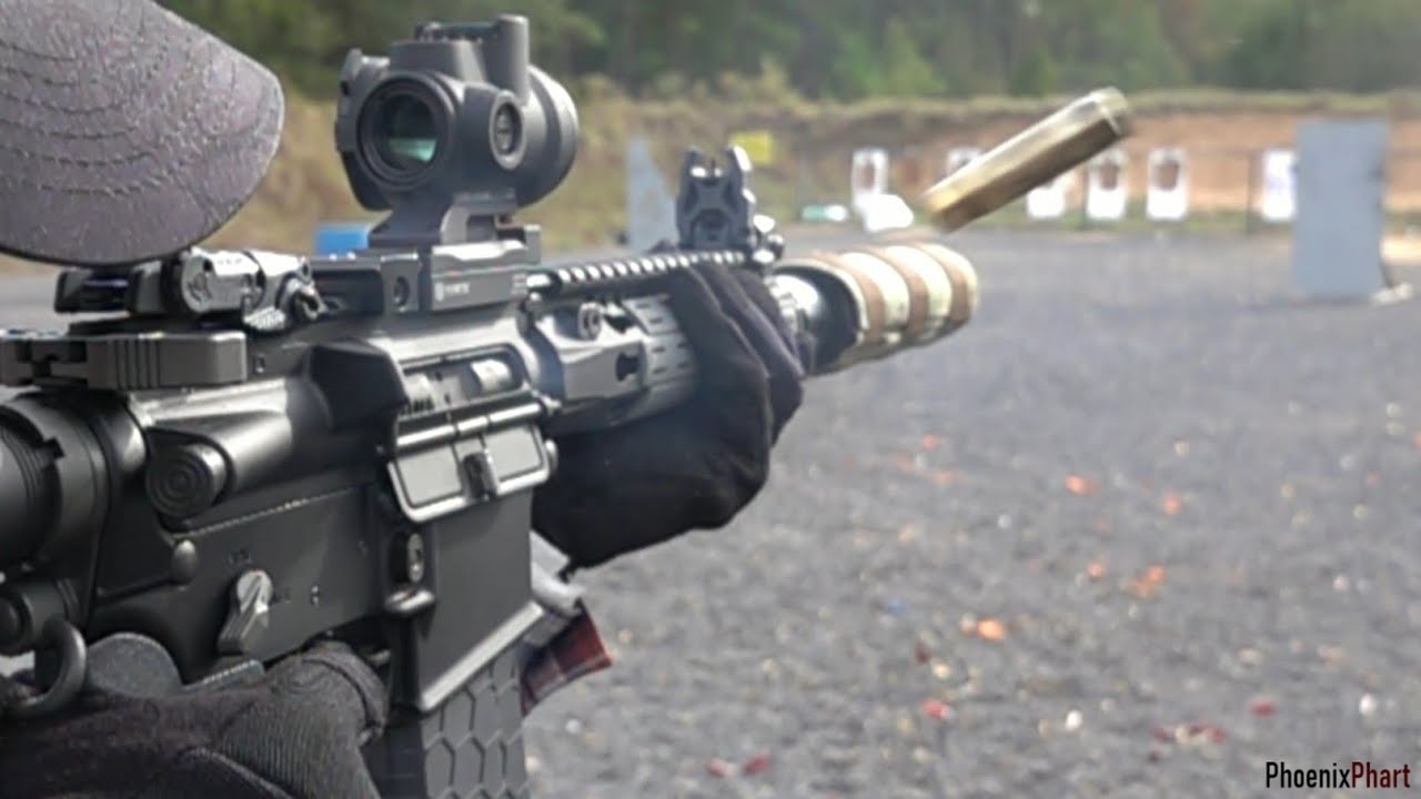 NotMine: 300BLK Suppressed AR SBR