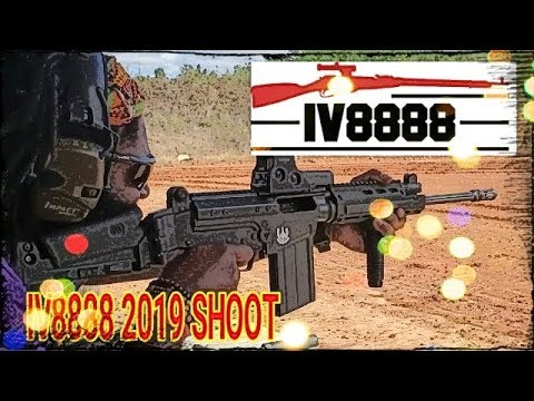 IV8888 2019 RANGE DAY SHOOT!