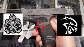 First Impressions / Springfield Armory Hellcat