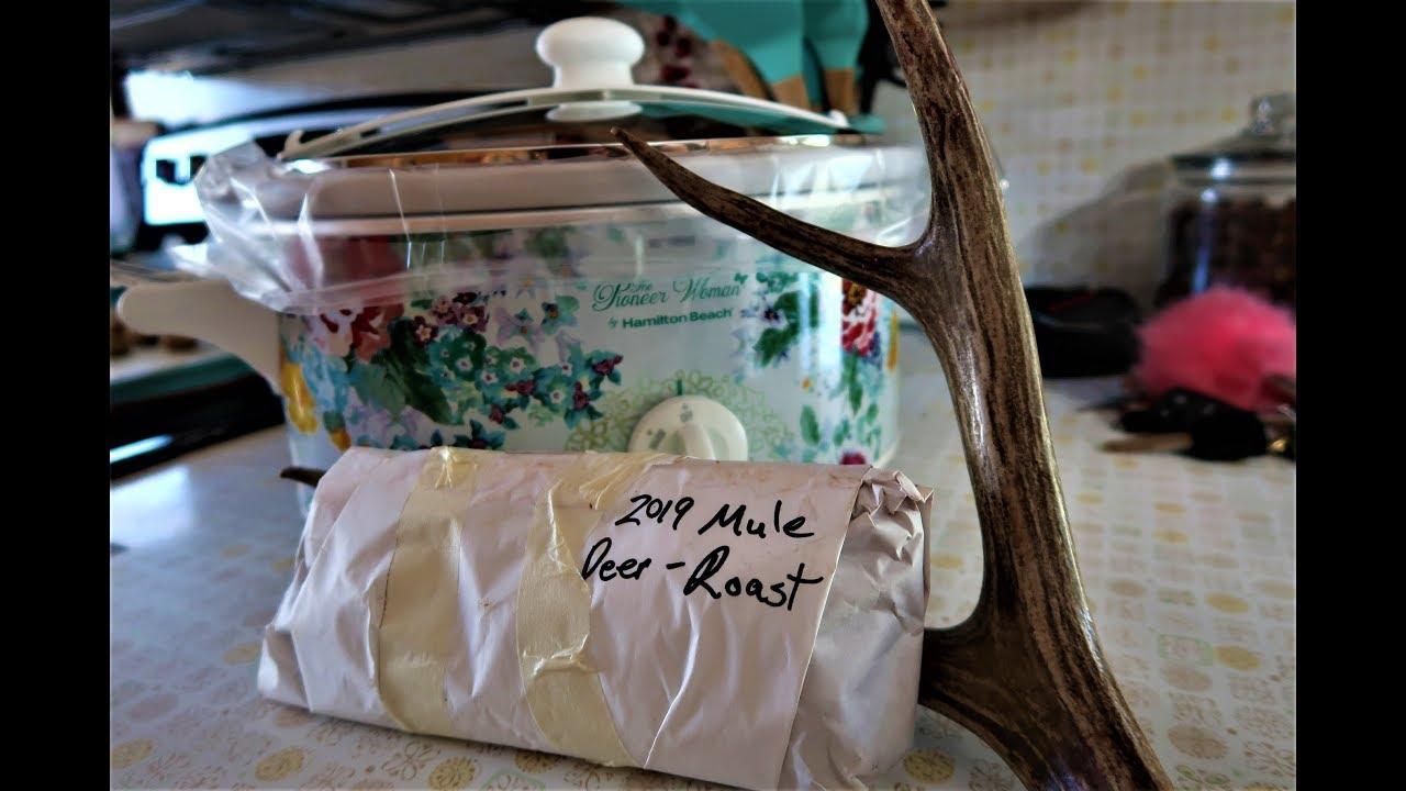 Best Deer Roast Crock Pot Recipe