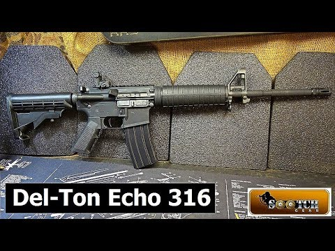 Del Ton Echo 316 Review  Quality Budget Priced AR