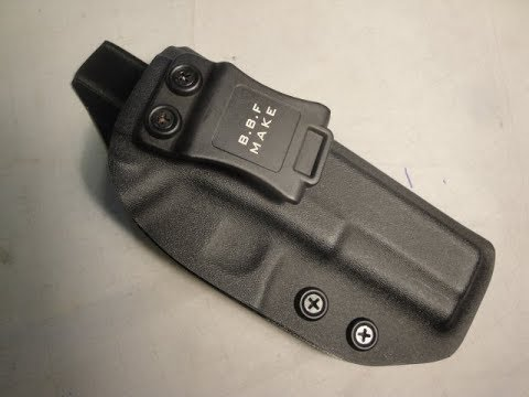 Review of the B.B.F. Make Holster