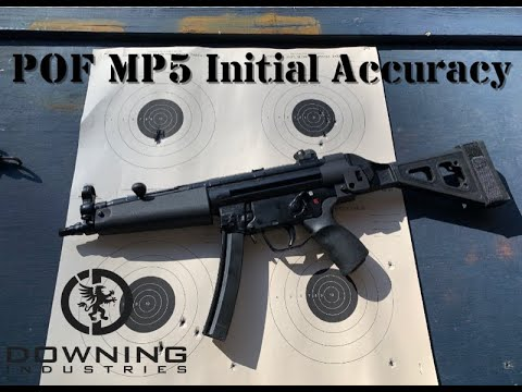 POF MP5 Initial Accuracy Test