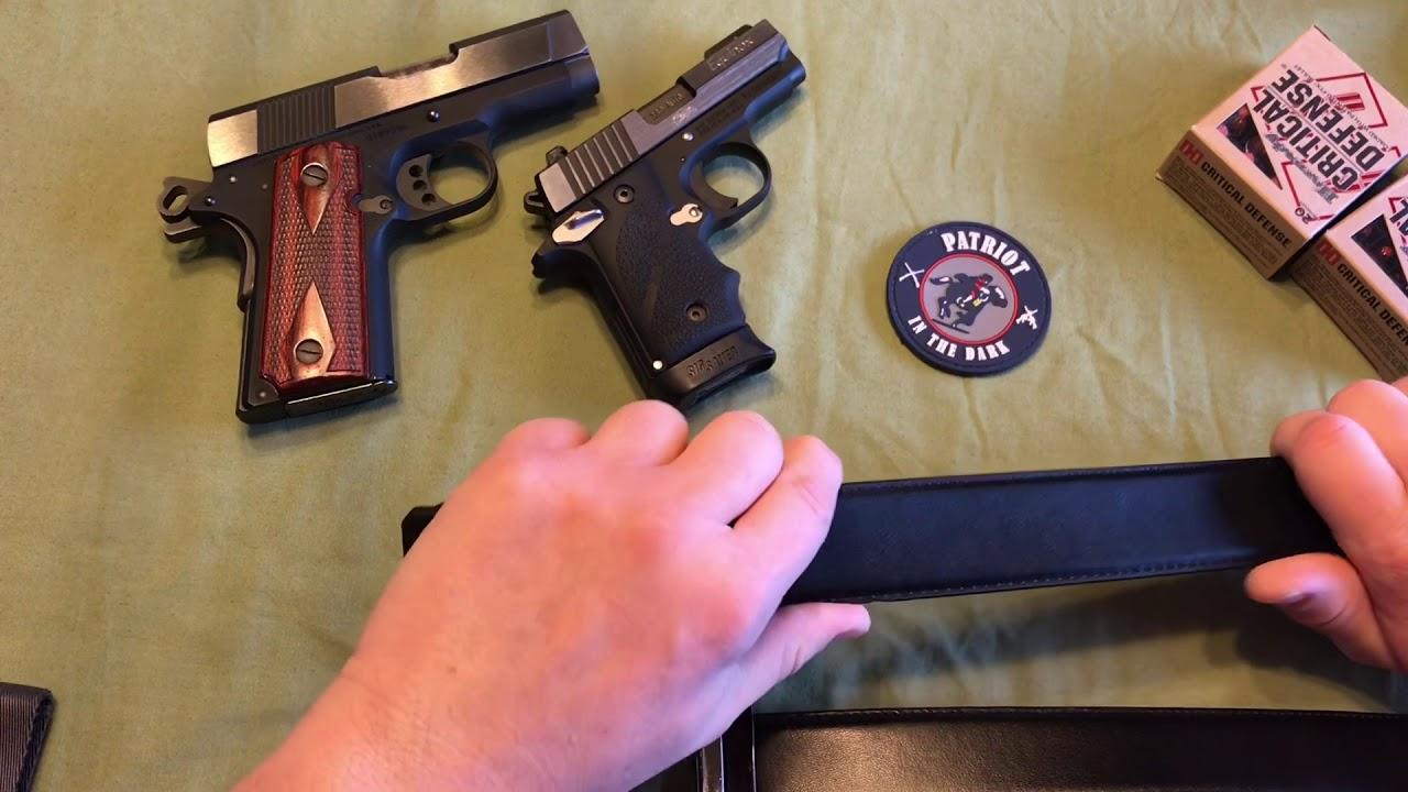 Kore Essencials EDC Gun belt 2.0 Review, Comparison & Discount